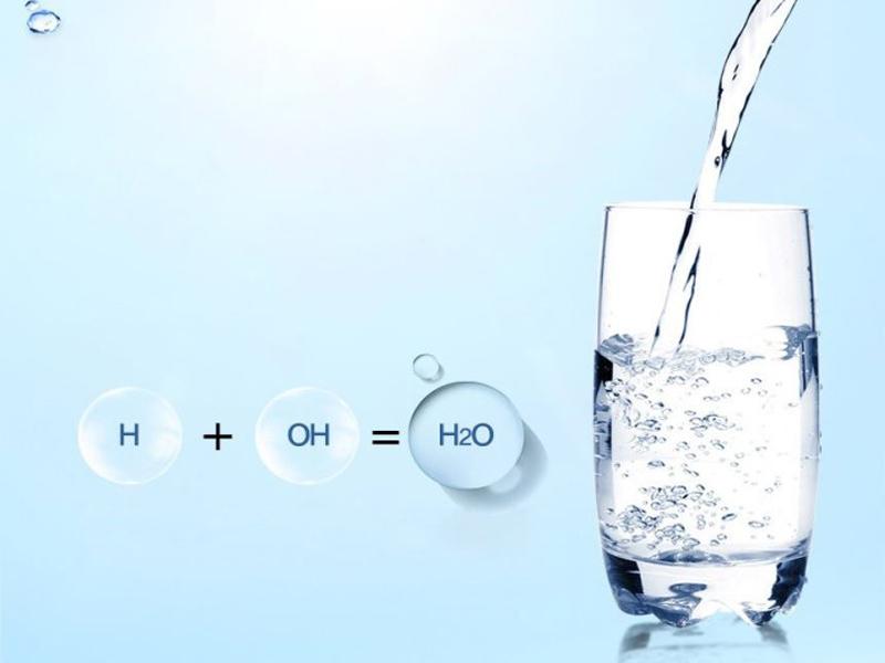 Водородная вода фото